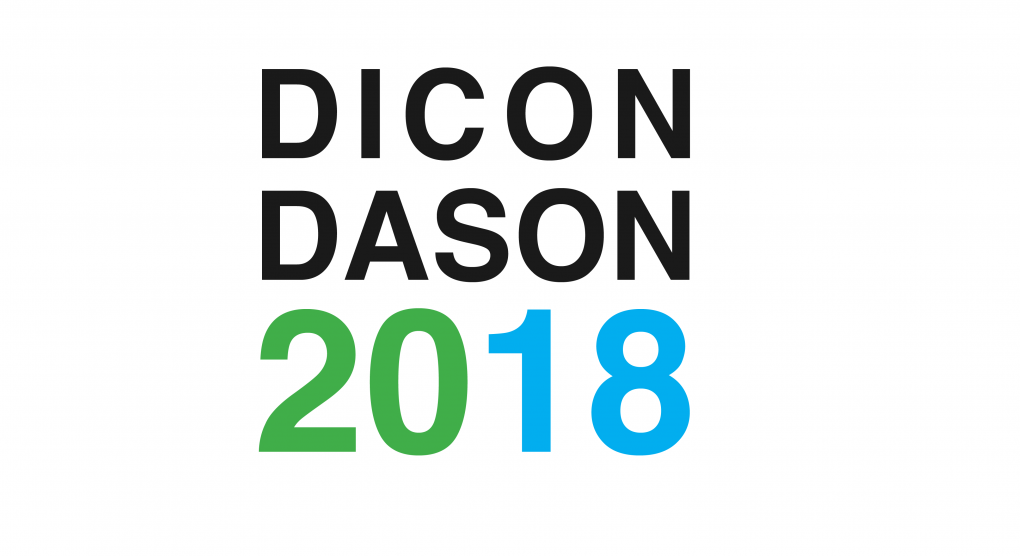 DICON and DASON Symposium 2018
